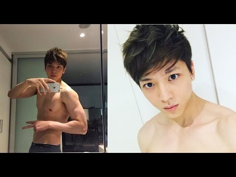 Hotboy Tùng Anh (Giọng ải giọng ai) Đẹp trai hơn trai Hàn Quốc