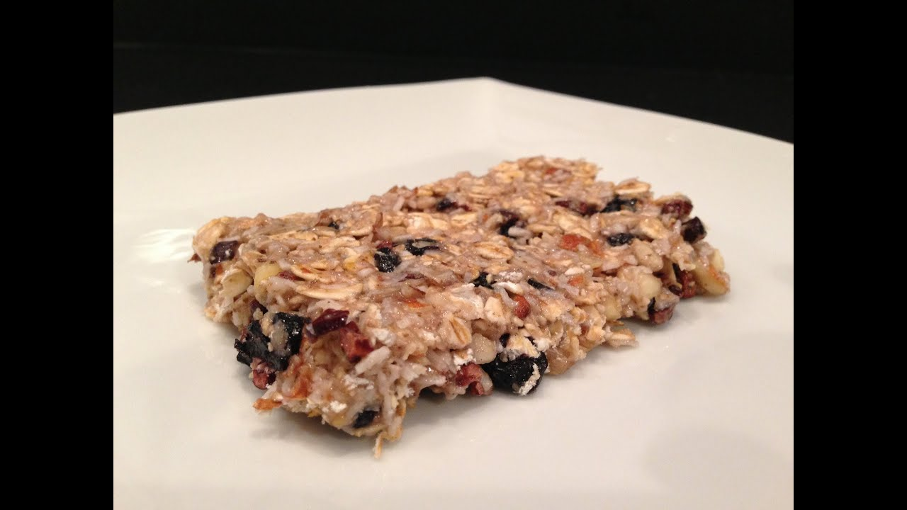 blueberry granola bar recipe hasfit homemade protein bar recipes