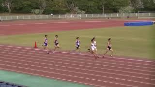2018 愛知六大学対抗戦 男子800m 片山・徳江 徳江かな 検索動画 26