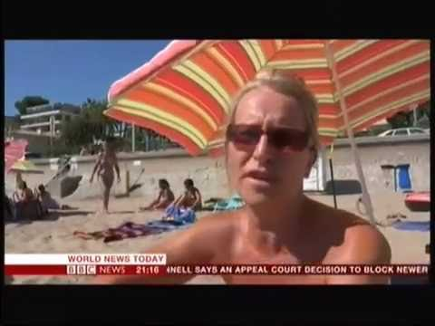 Cannes France Mayor DAVID LISNARD Ban Burkini on local beaches (Comments)