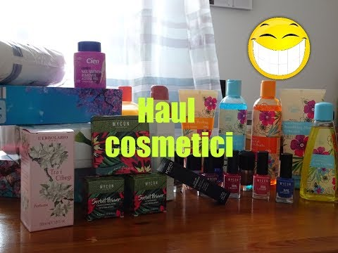 Haul cosmetici: Lidl summer limited edition, Wycon Exotica,