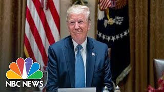 Trump Holds Meeting On Small Business Amid Pensacola Shooting | NBC News (Live Stream Recording)