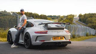 FLAT OUT In My Porsche 991 GT3 On The Nurburgring! (Finally!)