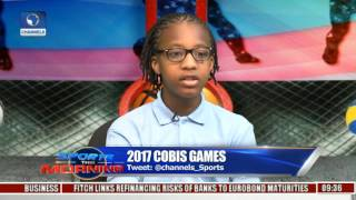 Sports This Morning: Discuss On 2017 COBIS Games Pt 2