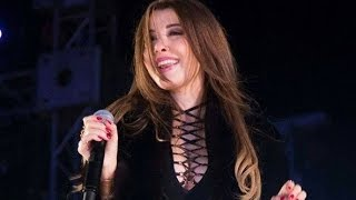 Nancy Ajram Orange Festivall Egypt 2016 نانسی عجرم حفل مهرجان اورنج بمصر