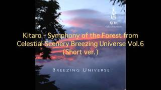 Kitaro - Symphony Of The Forest (short version)