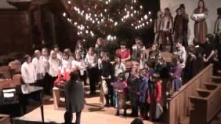 S'gröschte Gschänk - Andrew Bond - gesungen vom ChinderChor Hombrechtikon