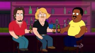 Adam Lambert mentioned on The Cleveland Show!