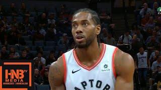 Toronto Raptors vs Sacramento Kings 1st Half Highlights   11.07.2018, NBA Season