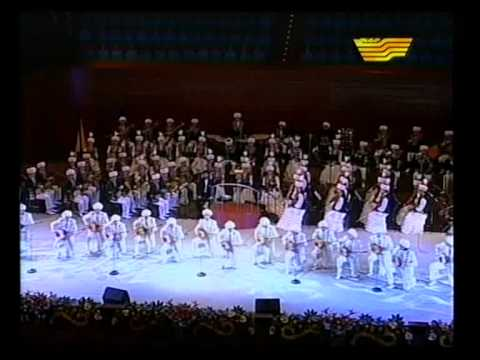 Kazakh dombra / Qazaq dombırası / Қазақ домбырасы - Küy şaşu
