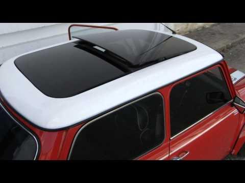 Mini cooper 1.3 classic 1997 techo panoramico de cristal
