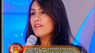 Eliana - Cintra dá dicas para alisar cabelos