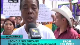 Honduras: 5,000 Campesinos Face Legal Proceedings