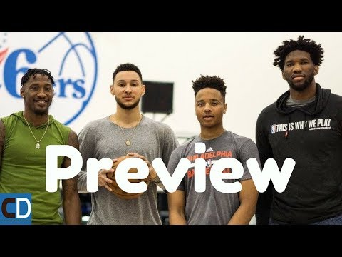 76ers Offensive Preview (Embiid! Simmons! Fultz!)