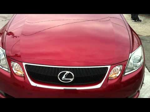 Lexus Gs 430 22s Custom Painted Rims Funnydogtv