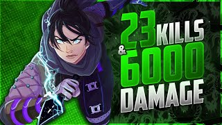 23 KILLS & 6000 DMG! | 30 Kill Challenge Pt. 4 | sYnceDez