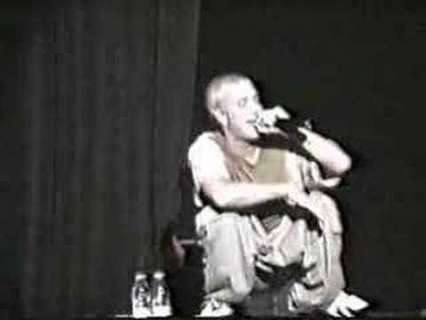 Eminem Live New York Acapella