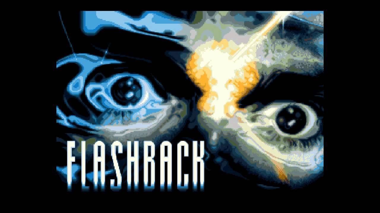 Amiga music: Flashback (options)