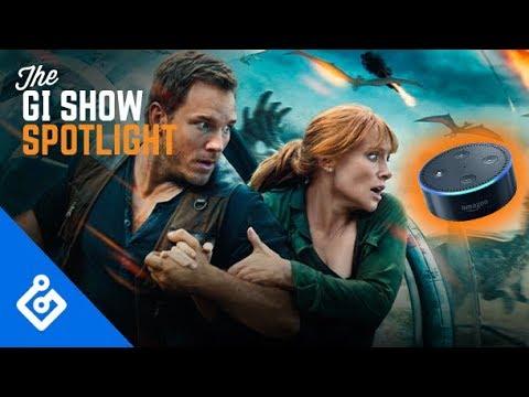 We Play Jurassic World Revealed With Amazon Alexa