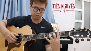 [Tiến Nguyễn] Hướng dẫn đệm hát Guitar Ước Gì - Mỹ Tâm