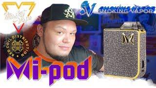 Mi POD by Smoking Vapor | AIO MTL Starter Kit