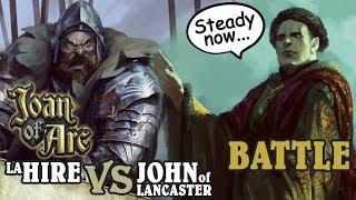 Battle! Joan of Arc Let's Play - La Hire VS John of Lancaster