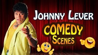 Best of Johnny Lever - Comedy Scene Compilation - Shemaroo Bollywood Comedy