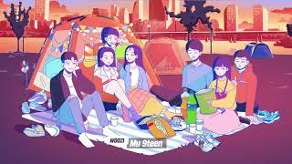 Gambar cover [SEVENTEEN中字]A-TEEN2 에이틴2 OST Part. 2 세븐틴(SEVENTEEN) - 9-TEEN(나인틴)