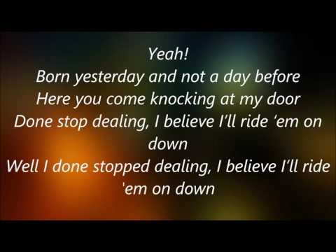 The Rolling Stones - Ride 'Em Down Lyrics