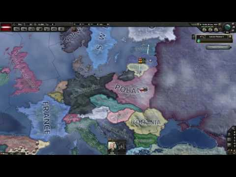 Hearts of Iron 4 - Latvia (Veteran)