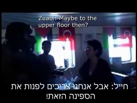 Arab Knesset Member BLUNTLY LIES!