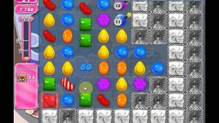 candy crush saga level 1466(no booster)