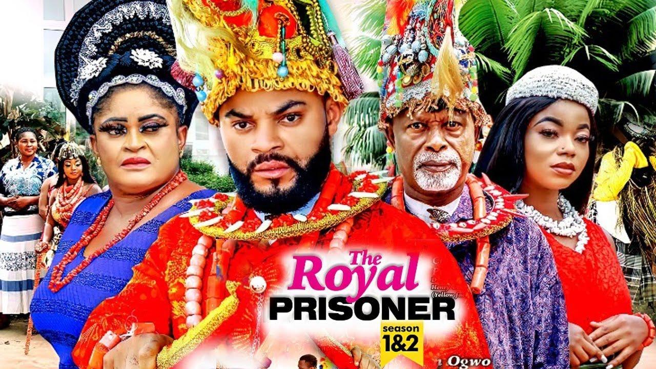 Download ROYAL PRISONER SEASON1 {NEW HIT MOVIE} - FLASH BOY|2021 LATEST NIGERIAN NOLLYWOOD MOVIE|FIRSTNOLLYTV