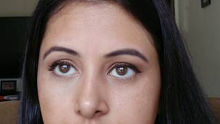 Eye makeup tutorial:step by step guide for beginners||easy and simple eye shadow tips|Kaur tips|