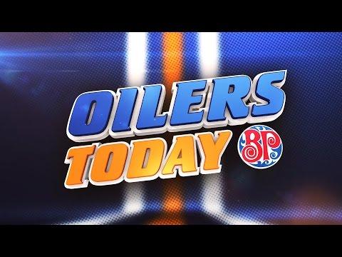 OILERS TODAY | vs. Calgary Post-Game