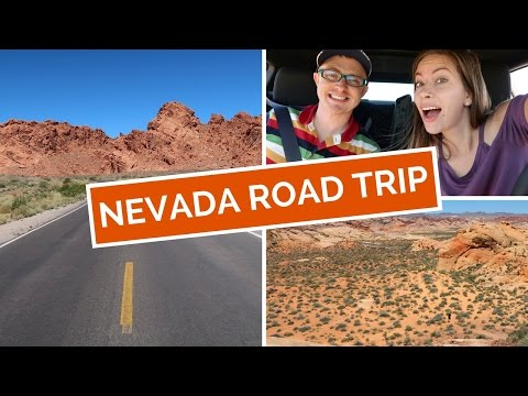 Things to do in Nevada Travel Guide | USA Road Trip 2017