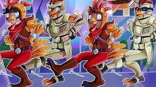 *cluck cluck cluck cluck* w/ Wildcat, Basically, Smitty & Nogla!