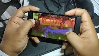 Razer Phone 2: #Gaming #Gameplay Performance - #Fortnite v6.22 Android Beta Epic Settings 60fps (UK)