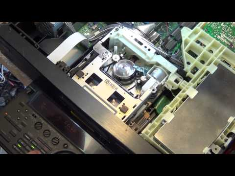 Sony EVS7000 transport repair