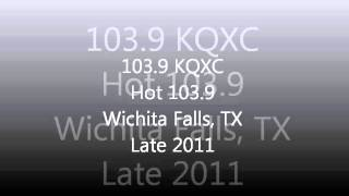 Texas Rhythmic & CHR Top 40 Aircheck Samples 2011-2012 Part 8