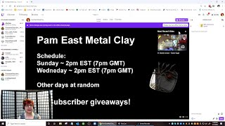 Take a Tour of Twitch with Pam East