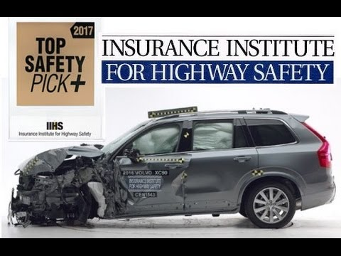 Top Safety Pick+ Cars - IIHS Rating 2017