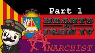 HoI4 - La Resistance - Anarchist Spain - Part 1