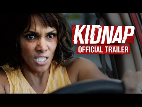 KIDNAP :  August 4th      HALLE BERRY