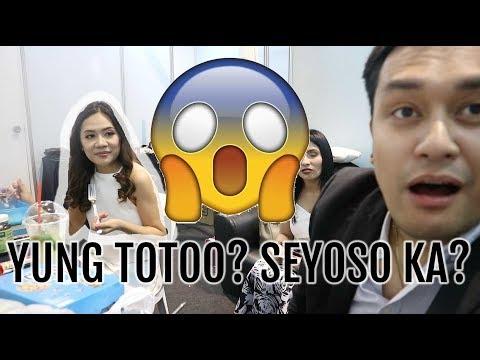 YUNG TOTOO?! TOTOO BA? + MGA DAMIT NI BABY! + PTAA TRAVEL TOUR EXPO 2018 | Nina Rayos💋