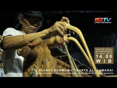 PLANET HARMONIC - KARYA AL. SUWARDI