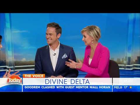 Delta Goodrem on The Today Show - 11th June 2018