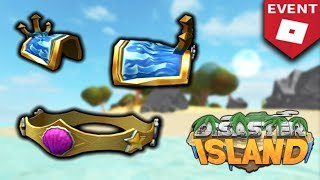 EVENT! | HOW TO GET BOTH EVENT ITEMS ON DISASTER ISLAND | Roblox