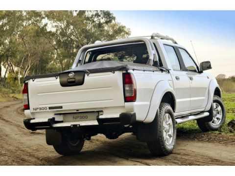 2015 NISSAN HARDBODY NP300 2.5 TDI HIRIDER Auto For Sale On Auto Trader South Africa