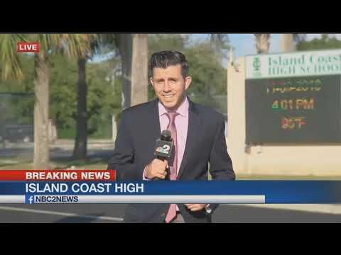 Note found threatening to 'shoot up' Island Coast High